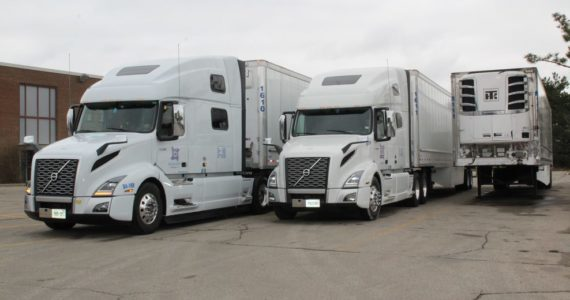 trucking companies in Toronto